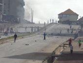 إطلاق نار فى غينيا مع تجدّد المواجهات على خلفية نتائج الانتخابات الرئاسية
