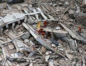 صور.. مصرع شخص على الأقل إثر انهيار مبنى سكنى شمال البرازيل