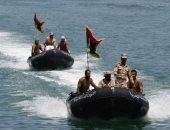البحرية الليبية تنقذ 89 مهاجرًا غير شرعى قرب ساحل الخمس
