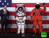 شاهد.. البدلة الجديدة لرواد الفضاء المسافرين للقمر