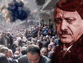 """فيديو.. """"أردوغان المتخبط"""".. الرئيس التركى زعم عدم لقاء الوفد الأمريكى لمناقشة العدوان على سوريا.. ويتراجع بعدها بساعات ويرضخ للمقابلة.. والمعارضة تسخر من ارتباكه: الرئيس في موقف لا يحسد عليه"""