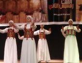 انطلاق مهرجان تعامد الشمس فى أسوان بمشاركة 8 فرق فنون شعبية