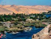 تعرف على مدينة باب الأثرية آخر المدن الحدودية لمصر الإسلامية فى أسوان