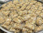 ضبط 2 طن و900 كيلو حلوى وخامات تصنيع يشتبه فى عدم صلاحيتها بالمحلة