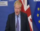 """رئيس وزراء بريطانيا يدعو مجلس العموم لتمرير صفقة """"بريكست"""" الجديدة"""