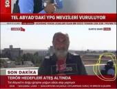 صورة.. تفضح كذب وتضليل الإعلام التركى فى تغطية العدوان على سوريا