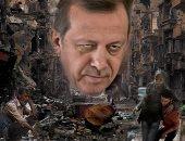 فورين بوليسى: مرتزقة أردوغان استخدموا الفسفور المحظور ضد أكراد سوريا