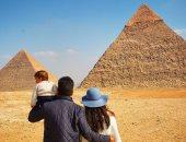 60 يوما حول مصر.. عطية وداليا فى المحافظات لتشجيع السياحة.. فيديو وصور