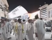 تركى آل الشيخ ينشر فيديو عن زيارته للبوليفارد ومشاركة الشباب السعودى