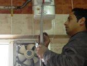 محافظة مطروح: جارى تجهيز محطات الوقود لتموين السيارات بالغاز الطبيعى