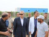 محافظ قنا يتابع الموقف التنفيذى لعدد من المشروعات الاستثمارية بمنطقة قفط