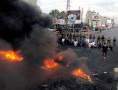 الأمن اللبنانى: مشاغبون يعتدون على العناصر الأمنية بالمفكات والمفرقعات النارية