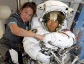 """ناسا تنفذ أول مهمة """"سير فى الفضاء"""" نسائية بالكامل"""