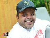 محمد هنيدى يطمئن جمهوره ويكشف لليوم السابع تفاصيل إجرائه قسطرة بالقلب