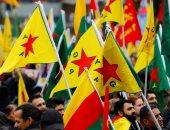 مظاهرات فى ألمانيا ضد العدوان التركى على سوريا