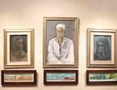 """73 لوحة فى معرض """"سيدتى الجميلة"""" للفنانة نهى برادة بالهناجر.. صور"""