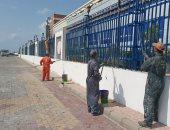 صور.. برنامج سياحى لأول سفينة سياحية قبرصية تصل الإسكندرية منذ 10 سنوات