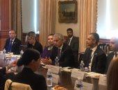 وزير التجارة البحرينى يدعو للاستفادة من الفرص التجارية مع امريكا