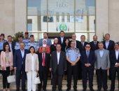 """مدير الأمن العام الأردنى يلتقى """"جماعة عمان لحوارات المستقبل"""""""