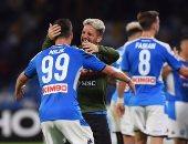 نابولى يتخطى فيرونا بثنائية ميليك فى الدوري الإيطالي.. فيديو