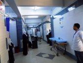 """""""الصحة"""": رفع درجة الاستعداد للقصوى بالمستشفيات استعدادًا لمواجهة السيول"""