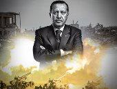 إكسترا نيوز تبث مظاهرات الأكراد فى المجر ضد زيارة أردوغان