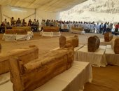 وزير الآثار: خبيئة العساسيف الأهم بالعصر الحديث وتجهيز قاعة لها بالمتحف المصرى