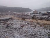 شاهد.. انهيار سد فى سيبيريا بشرق روسيا يؤدى إلى مقتل 15 شخصا