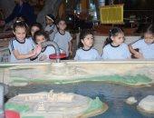فعاليات ثقافية وعلمية لتعريف الأطفال بـ عالم الديناصورات فى متحف الطفل