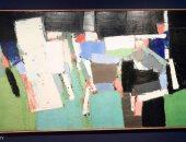 شاهد.. بيع لوحة لـ نيكولا دو ستال برقم قياسى.. تخيل السعر
