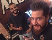 حسام حسنى يتعاون مع NiiiS فى أغنية جديدة.. اعرف التفاصيل