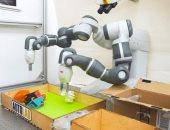 تقنية جديدة تقوى قبضة الروبوتات بالأشياء الدقيقة.. اعرف التفاصيل