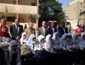 """تنفيذ مبادرة """"مدارسنا صحية بأيدينا"""" ب150 مدرسة بالفيوم"""