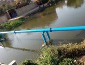 مياه القناة تنهى تنفيذ أعمال الإحلال والتجديد للعداية 10 بوصة بمدينة فايد