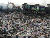 نقل 60 ألف طن قمامة من مقلب عشوائى فى ديرب نجم بالشرقية للمدفن الصحي