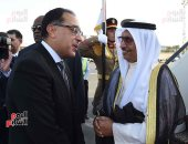 رئيس الوزراء الكويتى: علاقتنا بمصر تاريخية .. ونتطلع لتعزيزها  باستمرار