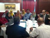 """""""سوهاج"""" تشارك فى ورشة عمل مشروع تسريع الاستجابة المحلية للقضية السكانية بالقاهرة"""