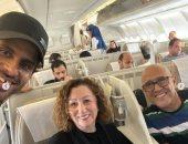 أشرف عبد الباقى ونجوم مسرح مصر يتوجهون للسعودية للمشاركة بموسم الرياض