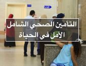 """""""الأمل فى الحياة"""".. رسالة التأمين الصحى الشامل ببورسعيد (فيديو)"""