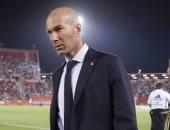 زيدان يهاجم نجوم ريال مدريد بعد الخسارة من مايوركا فى الليجا