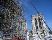 لأول مرة منذ 216 عاما..قداس عيد الميلاد لن يقام بكاتدرائية نوتردام الفرنسية