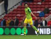 أحمد حجازى أساسيا فى مباراة وست هام ضد بروميتش بكأس الاتحاد الإنجليزى