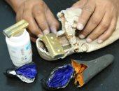 الجمارك السودانية تضبط عملية تهريب ذهب داخل علبة دواء وحذاء امرأة