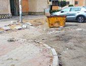 شكوى من عدم إنهاء أعمال الرصف والكهرباء بالإسكان الاجتماعى بمدينة بدر