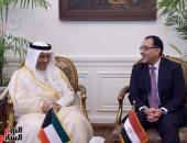 رئيس وزراء الكويت: نقف بجانب مصر فى كل إجراءاتها لحماية أمنها واستقرارها