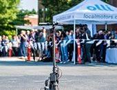 شركة أمريكية تطور تقنية تمكن الدراجات من قيادة نفسها دون تدخل بشرى