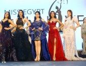 """إعلان قائمة الـ""""توب فايف"""" لمتسابقات ملكة جمال مصر للكون 2019"""