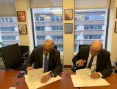 طارق عامر يوقع عقد تجديد الودائع السعودية لدى البنك المركزى
