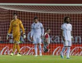 """ريال مدريد ضد سوسيداد.. الملكي يتأخر بهدف بعد دقيقتين فقط """"فيديو"""""""