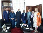 وكيل الأزهر: ندرك أهمية التواصل مع كل مسلمى العالم ودعم خاص لأبناء إفريقيا